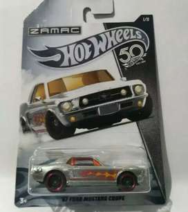 67 ford mustang coupe zamac