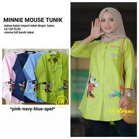 MINNIE MOUSE TUNIK BY ER ELRUMI