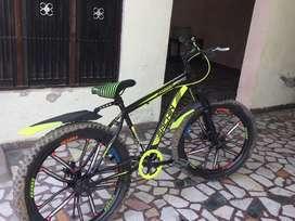 Allow wheel disk brake mote tyar wala urgent sale