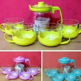 Ready tea pot set
