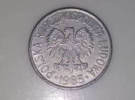 Koin 50 Grozny Polska