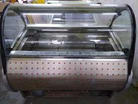 ISA Gelato Ice Cream Display Deep Freezer (Imported)