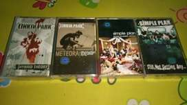 Jual Kaset Linkin Park & Simple Plan