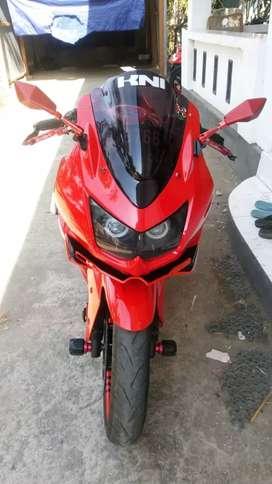 Jual Motor Kawasaki Ninja R 250