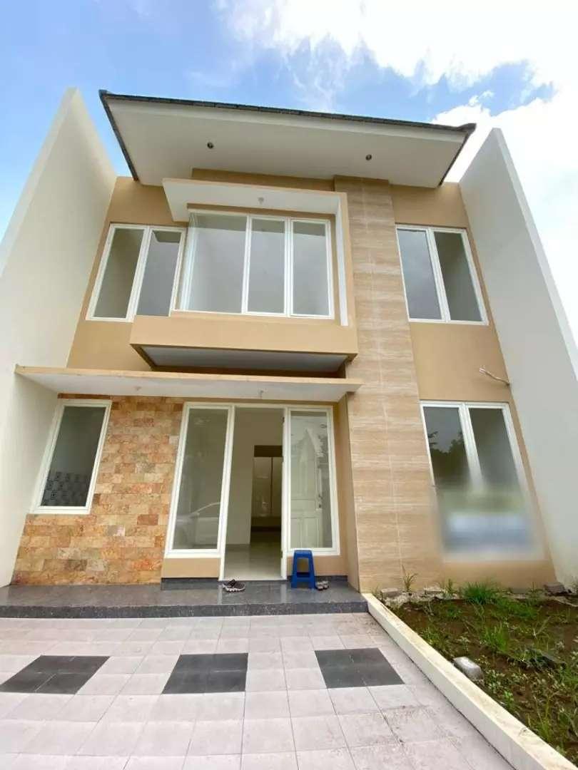 Rumah Citraland Bukit Palma Blok E Surabaya Barat 2 Lantai Baru GRESS 0