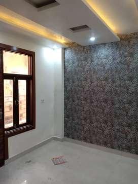 1Bhk newly built flat with 90% bank loan in uttam nagar west