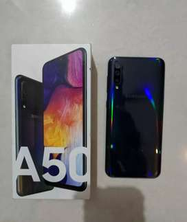 Samsung galaxy A50 in very good condition