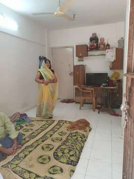 1 bhk flat for sell with 2 doors in evershine city