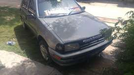 Charade 88 family used car in good condition 1300cc toyota engine.