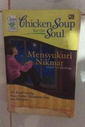 Buku Chiken Soup for the Soul