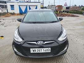 Hyundai Verna Fluidic 1.4 VTVT CX, 2014, Petrol
