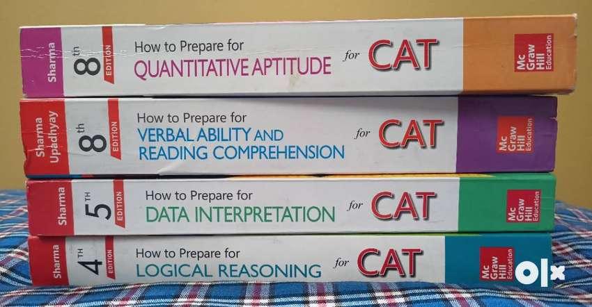 CAT books - Arun Sharma - Mc Graw Hill