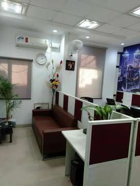 2 cabin 12 seat for rent sector 4 noida