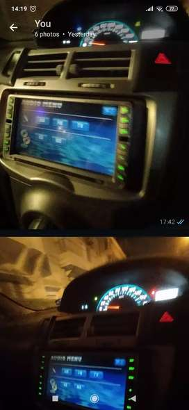 Japanese LCD for vitz 2008
