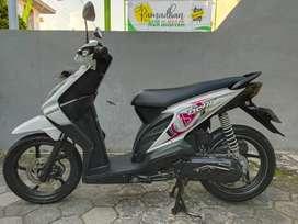 Honda Beat 2010, AB Sleman, kondisi Istimewa