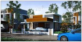 Premium 2/3BHK Villas @ Shornur | Just 27.90 L onwards