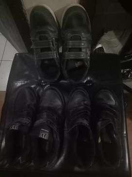 Take me all - sepatu pria hitam