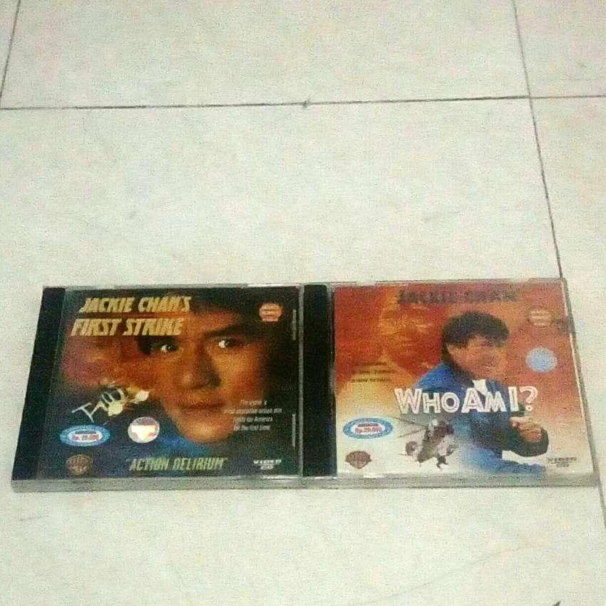 Koleksi Kaset Film VCD Original Action/Drama Jackie Chan 0