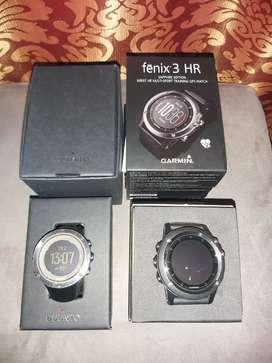 Fenix 3 HR Second Mulus