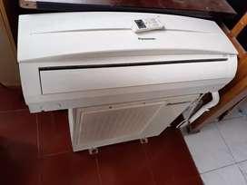AC 1 PK Panasonic bekas masih dingin banget