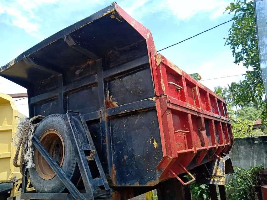 Dum truck perahu 0