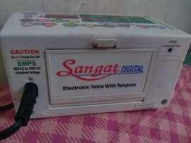 Sangat Tanpura with Tabla