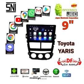 Oem Android Yaris Ram 2 GB  [ DF Car Audio]
