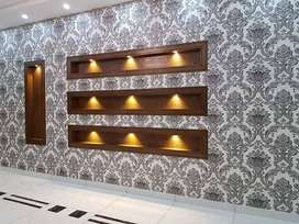 Brand New Portion Available For Rent in Gulraiz