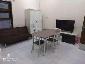 Di kontrakan rumah dengan Prabot di CitraLand Manado