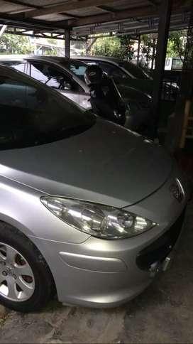 Peugeot 307 XS sporty 2006/07 mulus dijual cpt 67,5jt! Bs tt