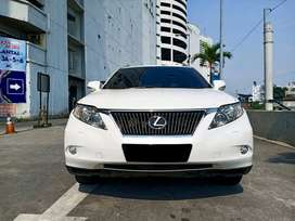 Lexus RX-270 White Powerbackdoor 2012