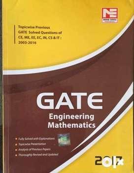 GATE Mechanical Books