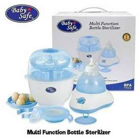 babysafe Sterilizer botol Multifunction Bottle Sterilizer