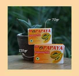 Sabun papaya 70gr
