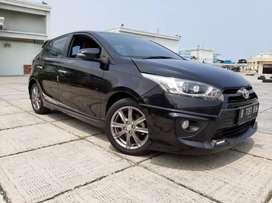 Toyota Yaris S TRD 1.5 At 2014 Low km Pajak Panjang kondisi Istimewa