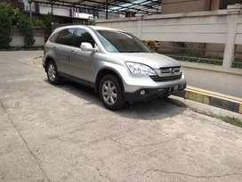 Honda CRV 2007 matic 2,4 jarang pakai pajak baru