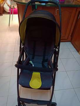 Stroller Cocolatte New Life