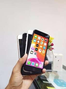 PROMO IPhone 8 256GB 4G Original 1000% Garansi 1 Bulan