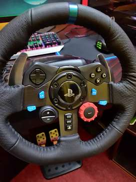 Logitech G29 Gaming Wheel with Manual Shifter