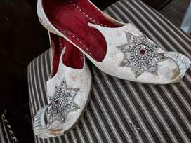 Pent coat and sherwani with shoes