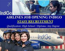 we are required ground staff,safety officer