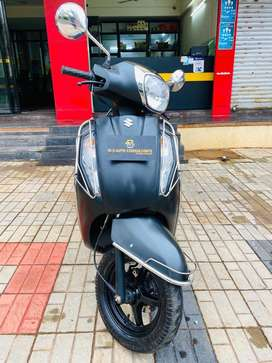 Suzuki Access 125 SE with Disc[Model-2019], Single Owner, 8400 Kms Run