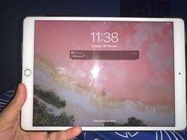 Ipad pro 2019 10.5 inch(256gb in white)