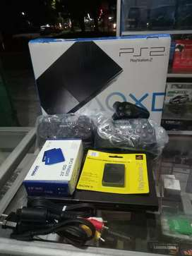 PS2 Slim/tipis model game hdd