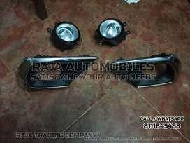 Innova Type4 Fog Lamp & Chrome Cover