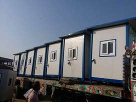 High Quality Prefab Security Cabin, bullet proof cabin in islamabad
