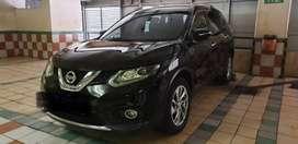 Nissan X-trail Black