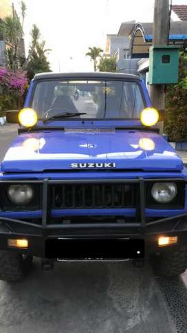 Di Jual Suzuki Jimny 1984