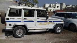 Mahindra Bolero DI BS III, 2000, Diesel