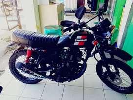 Djual cepat Kawasaki W175 Thun 2020,mahar 21,5jt ajah